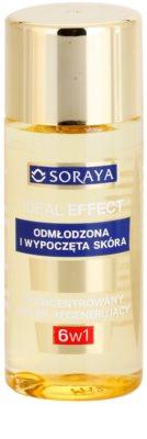 Soraya Ideal Effect regeneráló olaj arcra, nyakra és dekoltázsra