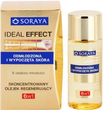 Soraya Ideal Effect regenerierendes Öl für Gesicht, Hals und Dekolleté 1