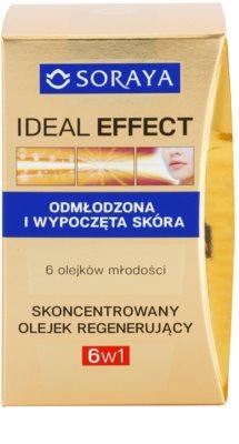Soraya Ideal Effect regenerierendes Öl für Gesicht, Hals und Dekolleté 2