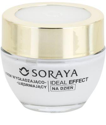 Soraya Ideal Effect crema de día rejuvenecedora  para tensar la piel
