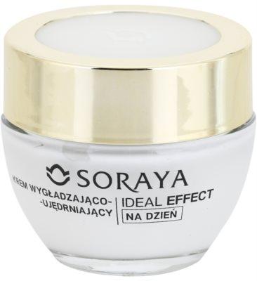 Soraya Ideal Effect fiatalító nappali krém a bőr feszességéért