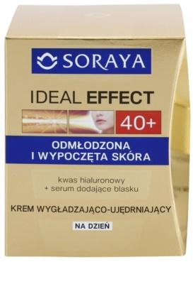 Soraya Ideal Effect fiatalító nappali krém a bőr feszességéért 2
