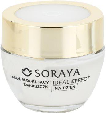 Soraya Ideal Effect crema de zi pentru contur  pentru intinerirea pielii