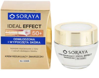 Soraya Ideal Effect nappali ránctalanító krém a bőr fiatalításáéer 1