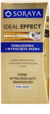 Soraya Ideal Effect glättende Anti-Falten Creme für die Augenpartien 2