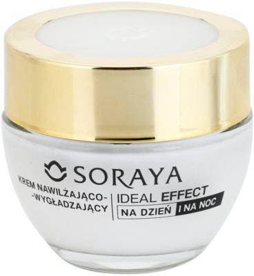 Soraya Ideal Effect wygładzający krem nawilżający 30+
