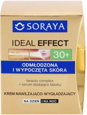Soraya Ideal Effect straffende feuchtigkeitsspendende Creme 30+ 2