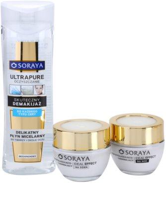 Soraya Ideal Effect zestaw kosmetyków V. 1