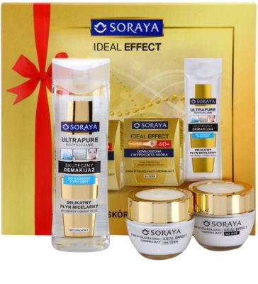 Soraya Ideal Effect zestaw kosmetyków V. 2