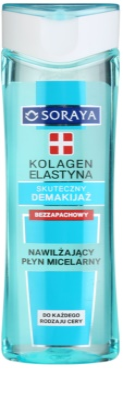 Soraya Collagen & Elastin água micelar hidratante sem perfume