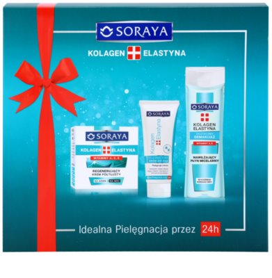 Soraya Collagen & Elastin козметичен пакет  III.