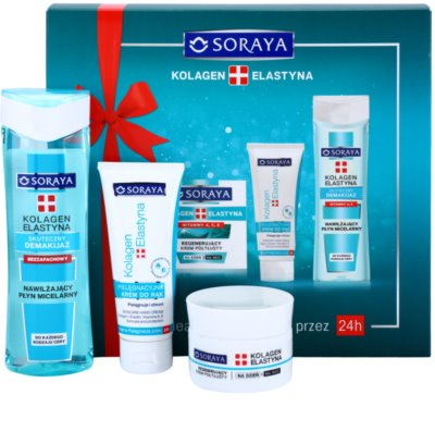 Soraya Collagen & Elastin set cosmetice III. 2