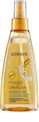 Soraya Magic Oils rocío corporal con efecto humectante