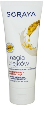 Soraya Magic Oils creme de mãos com efeito regenerador