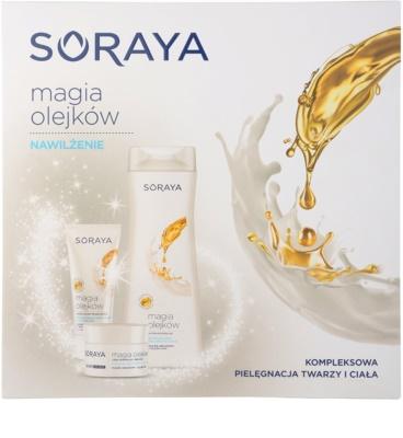 Soraya Magic Oils Kosmetik-Set  VI.