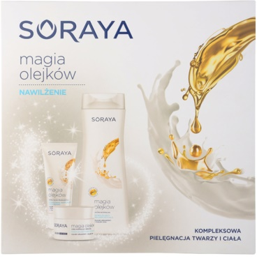 Soraya Magic Oils косметичний набір VI.