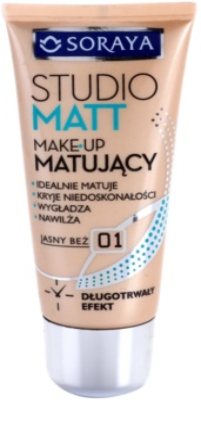 Soraya Studio Matt mattierendes Make-up mit Vitamin E