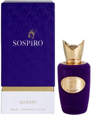 Sospiro Accento eau de parfum nőknek