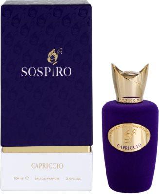 Sospiro Capriccio Eau de Parfum para mulheres