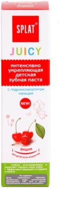 Splat Juicy Cherry zobna pasta za otroke in zelo občutljive zobe odraslih 2