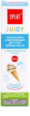 Splat Juicy Ice-Cream Zahnpasta für Kinder und für sehr empfindliche Zähne bei Erwachsenen 2