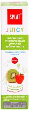 Splat Juicy Kiwi-Strawberry Zahnpasta für Kinder und für sehr empfindliche Zähne bei Erwachsenen 2