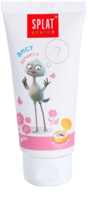 Splat Junior East dentífrico bioativo para crianças