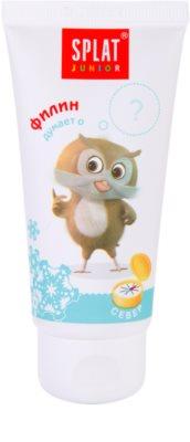 Splat Junior North dentífrico bioativo para crianças