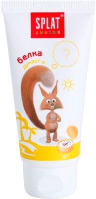 Splat Junior South біоактивна зубна паста для дітей