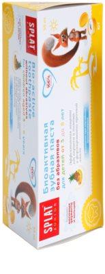 Splat Junior South Bio-Aktiv Zahnpasta für Kinder 2