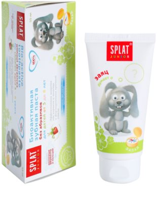 Splat Junior West pasta de dinti bio-activa pentru copii 1