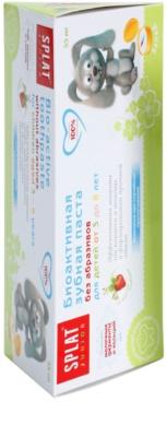 Splat Junior West bioaktywna pasta do zębów dla dzieci 2