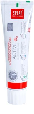 Splat Professional Active bioaktivna zobna pasta za zdrave dlesni in kompleksno nego zob