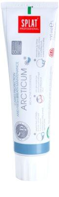 Splat Professional Arcticum pasta de dinti bio-activa pentru protectia impotriva cariilor si al respiratiei proaspete