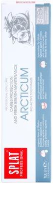 Splat Professional Arcticum pasta de dinti bio-activa pentru protectia impotriva cariilor si al respiratiei proaspete 2