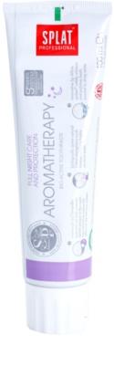 Splat Professional Aromatherapy біоактивна зубна паста для комплексного захисту протягом ночі