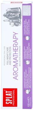 Splat Professional Aromatherapy pasta de dinti bio-activa pentru ingrijire de noapte si protectie 2
