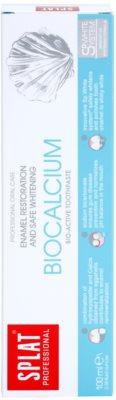 Splat Professional Biocalcium bioaktywna pasta do zębów do odnowy szkliwa i bezpiecznego wybielania 2