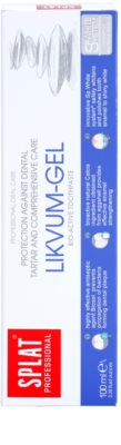 Splat Professional Likvum-Gel pasta dentífrica bioactiva protección total con efecto antisarro 2