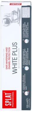 Splat Professional White Plus dentífrico bioativo para um branqueamento suave e proteção do esmalte 2