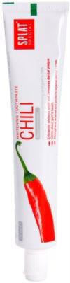 Splat Special Chili pasta de dientes blanqueadora