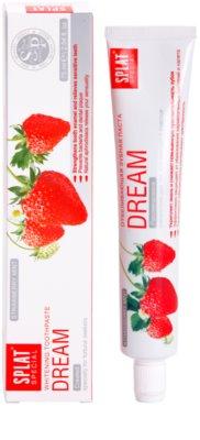 Splat Special Dream zobna pasta za beljenje zob 1