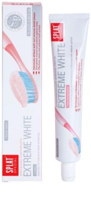 Splat Special Extreme White bleichende Zahnpasta 1