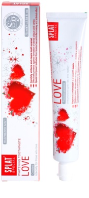 Splat Special Love dentífrico branqueador 1