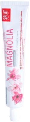 Splat Special Magnolia zobna pasta za beljenje zob za občutljive zobe