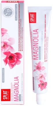 Splat Special Magnolia відбілююча зубна паста для чутливих зубів 1