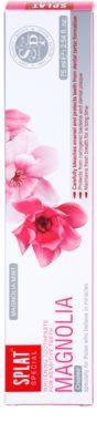Splat Special Magnolia відбілююча зубна паста для чутливих зубів 2