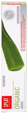 Splat Special Organic подсилваща паста за зъби 2