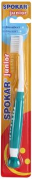 Spokar Junior zubní kartáček pro děti extra soft
