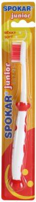Spokar Junior fogkefe gyermekeknek gyenge